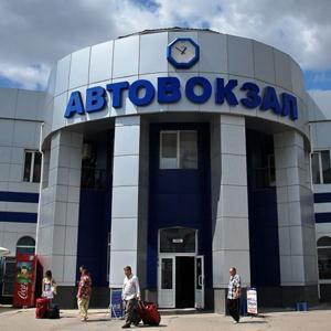 Автовокзалы Славянска-на-Кубани