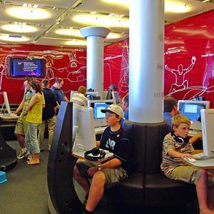 Интернет-кафе Славянска-на-Кубани