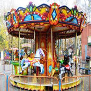 Парки культуры и отдыха Славянска-на-Кубани