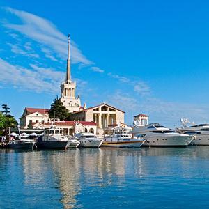 Речные и морские вокзалы Славянска-на-Кубани