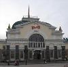 Железнодорожные вокзалы в Славянске-на-Кубани