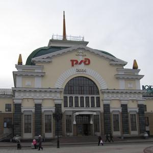 Железнодорожные вокзалы Славянска-на-Кубани