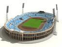 Южный вейк парк Краснодар - иконка «стадион» в Славянске-на-Кубани